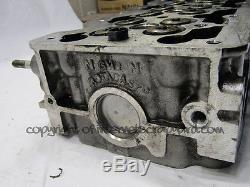 Vauxhall Opel Astra G Mk4 98-04 1.7 CDTi Z17DTL engine cylinder head + valves et