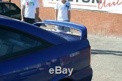 Vauxhall Opel Astra G Mk4 GSi Rear Boot Tailgate Spoiler 1998-2004 Brand New
