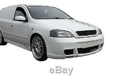 Vauxhall Opel Astra G Mk4 Van GSi Front Bumper 1998-2005 Unpainted Brand New
