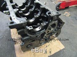 Vauxhall Opel Astra Mk4 G 98-04 1.7 CDTi Z17DTL engine block lower block