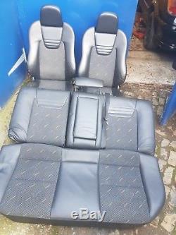 Vauxhall Opel Mk4 Astra G GSI Front And Rear Recaro Seats Interior 3 Door