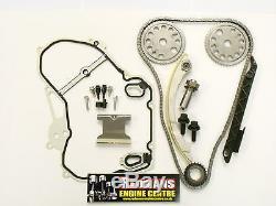 Vauxhall Vectra/zafira timing chain kit Z22se 2.2 16v kit with gears + gasket