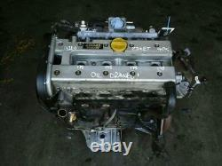 Vauxhall Vx220 Zafira A Astra G Mk4 2.0 Gsi Turbo Z20let Turbo Petrol Engine 40k