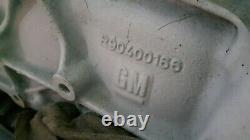 Vauxhall Z20let 2.0 Turbo Engine Block Astra Gsi Sri Coupe Mk4 Mk5 Vxr Zafira
