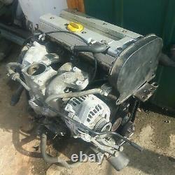 Vauxhall Z20let Engine 91k Astra G Mk4 Gsi Sri Coupe 2.0 Turbo