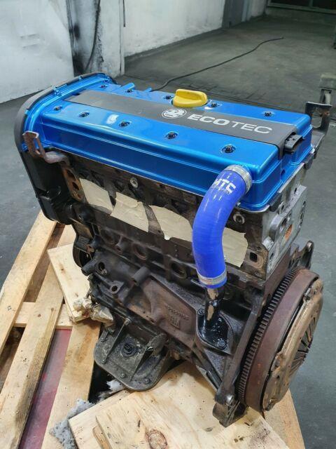 Vauxhall Z20let Engine Astra G Mk4