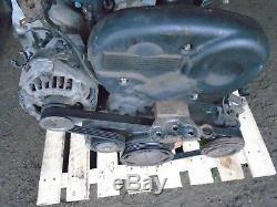 Vauxhall Zafira A / Astra Mk4 1.6 16v Petrol Complete Engine 2000-04 Z16xe 85k