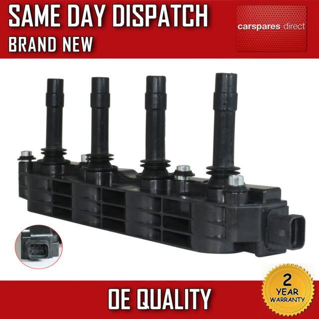Vauxhall Zafira A Mk1 1.6 Cassette Ignition Coil Pack 1999onwards New 1208307