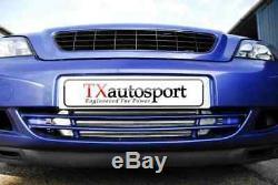 Vauxhall Zafira Astra MK4 GSi SRi Turbo Intercooler Kit + 63mm Pipework Blue