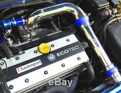 Vauxhall Zafira Astra MK4 Turbo Dump Valve 3 TopHat + PowerPipe DV Red