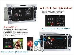 Vauxhall Zafira B Corsa 2005 2007 2009 2010 2011 Car DAB+ Stereo DVD GPS SATNAV