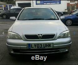 Vauxhall astra 2.0td mk4