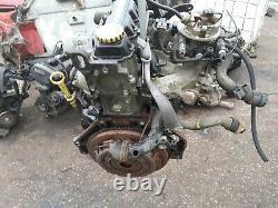 Vauxhall astra G mk4 1.6 8v engine #2