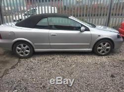 Vauxhall astra bertone 1.8 convertible MK4