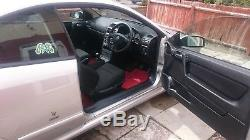 Vauxhall astra coupe bertone mk4