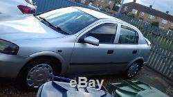 Vauxhall astra mk4