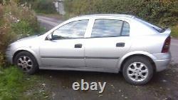 Vauxhall astra mk4 1.6 2003 MOT till 04/21 good runner
