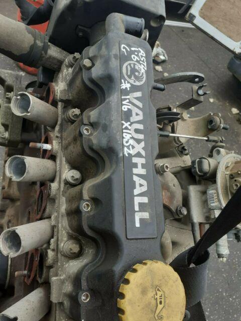 Vauxhall Astra Mk4 1.6 8v X16sz Petrol Engine #1v6