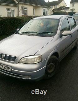 Vauxhall astra mk4 1.6 Spare & repair