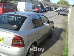 Vauxhall astra mk4 2003
