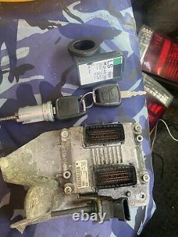 Vauxhall astra mk4 gsi Zafira Gsi Ecu Kit Z20let