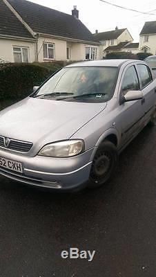 Vauxhall astra mk 4 spare n repair