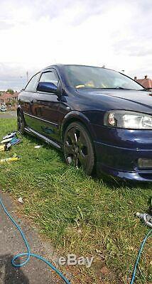 Vauxhall astra sri c20let 2.0 turbo (not, c20xe z20let gsi mk4)