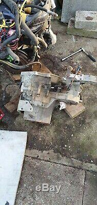 Vauxhall calibra F28 gearbox Getrag with 2wd adapter Corsa, Astra conversion