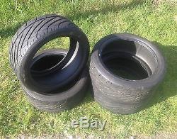 Vauxhall mk4 astra gsi snowflake alloy wheels, zafira turbo, with yokohama tyres