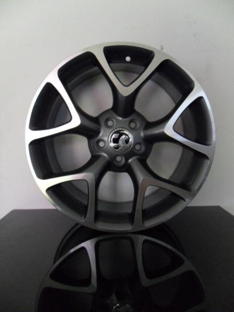 X4 18 Vauxhall Vxr Alloy Wheels Astra Mk4 Mk5 Corsa Zafira Vectra Turbo 5x110